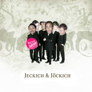 Jeckich & Jöckich - Bütz Mich EP